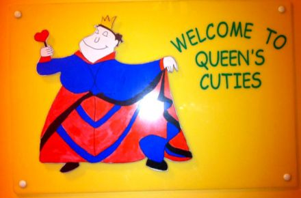 The Queen Cuties Room
